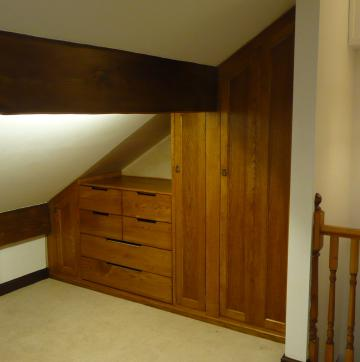 Bespoke Attic Furniture