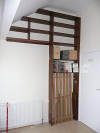 ATTIC SHELVING UNIT
